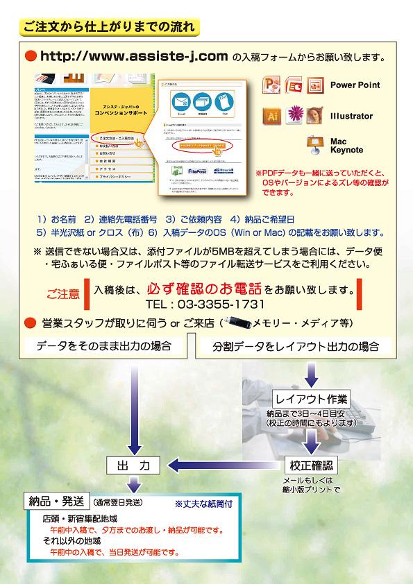 学会パワーポイント ポスターのアシステ ジャパン